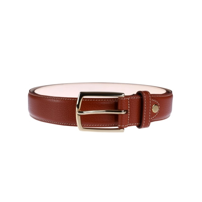 Luxury Leather belt, can be personalised