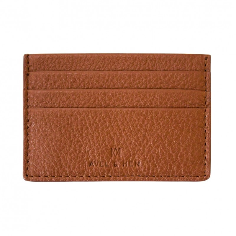 Credit card holder MONDELLO camel