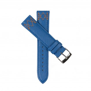 Watchstrap DINARD blue