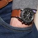 Bracelet de montre DOUARNENEZ cognac