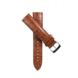 Alligator skin watchstrap