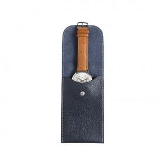 Etui TURKU en cuir pour le transport de votre montre ou chronographe