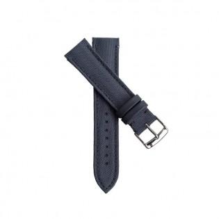 Bracelet de montre en toile TAMPA gris