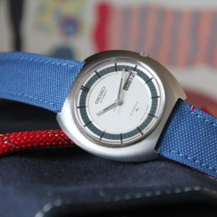 Watchstrap TAMPA blue