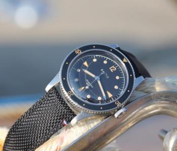 3 bracelets Avel & Men pour accompagner la Baltic Aquascaphe black cream